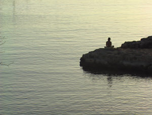meditation-am-meer