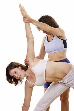 yoga-stunde