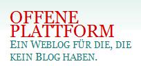 offene-plattform