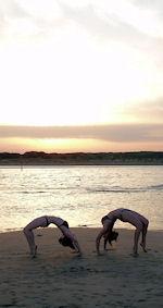 yoga-am-abend
