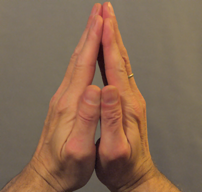 Anjali Mudra